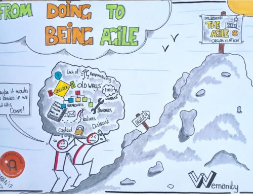 From doing to being agile (Gastbeitrag oose Innovative Informatik eG)