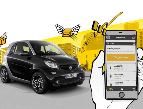 """Nur Fahren war gestern – mit smart """"ready to"""" in die vernetzte Zukunft (Gastbeitrag smart)"""