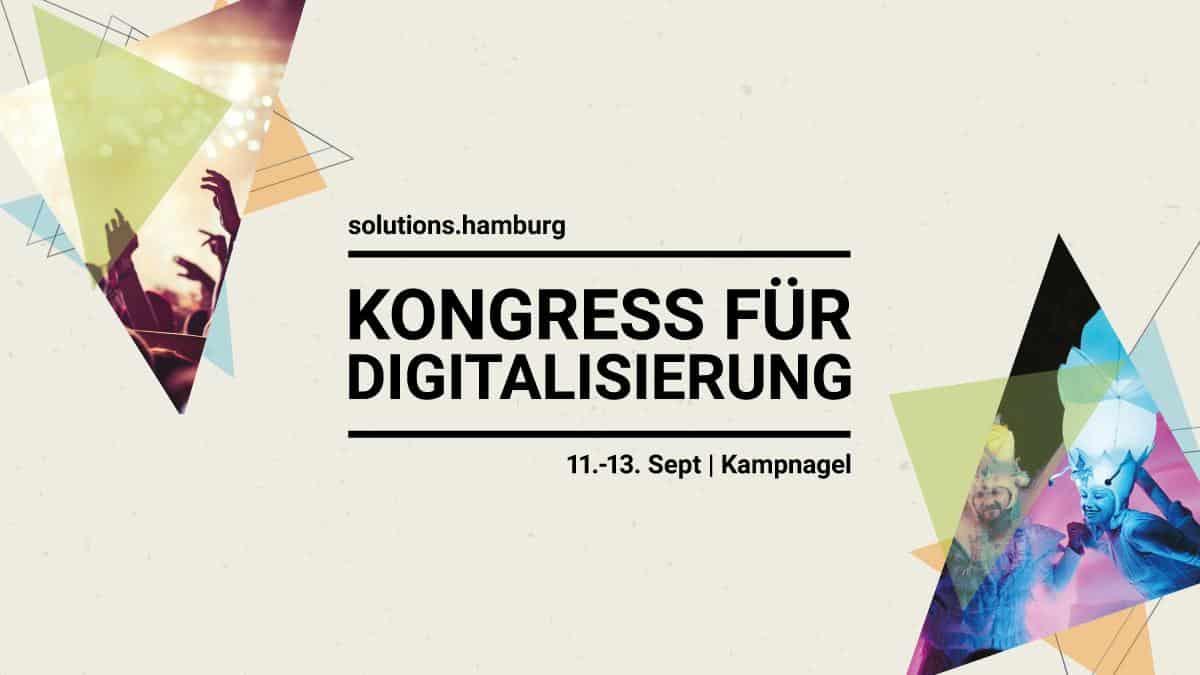 Digitalisierung ist Teamsport - solutions.hamburg