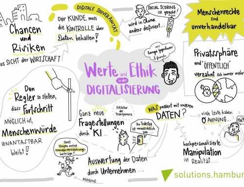 Es geht nur miteinander: Ethik und Digitalisierung