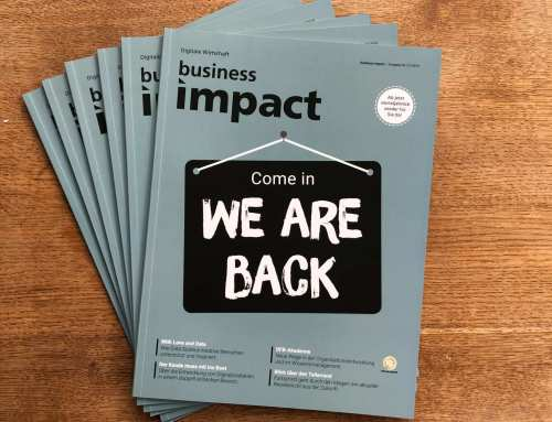 business impact is back!